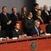 Núñez...asistió a sesión del Consejo Nacional de Protección Civil