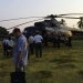Para ripley trasladan en helicopteros a maestros para evaluación