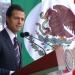 Peña...mi gobierno llegó para derribar barreras e impulsar cambios
