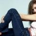 Thalía...feliz grabando nuevo disco en romance con el micrófono