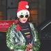Beyonce...se sumó al festivo espíritu navideño