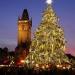 Arbol de Navidad...Tallin y Riga se disputan el primero en plaza pública