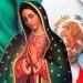 Virgen de Guadalupe..más de dos millones han llegado a visitarla