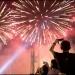 2016... pese a incendio, comienzan festejos por Año Nuevo en Dubai