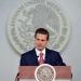 Peña Nieto... desea a los mexicanos feliz y próspero 2016