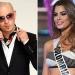 Fin de Año... Pitbull y Miss Colombia celebrarán juntos el final de 2015