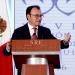 Videgaray reitera...no habra alza de impuestos ni ajuste presupuestal