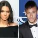 Neymar y Kendall Jenner...fue un gusto conocerse