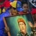 Venezuela...retiran de Asamblea imagenes de Chávez y Bolivar
