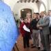 Villacaña...inauguró Luz Natural exposición de Alfonso Abad