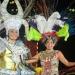 Cancún...inició el carnaval con la coronación de los soberanos