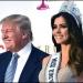 Univisión y Trump...firman la paz harán Miss Universo