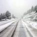 Durango...tormenta de nieve provocó cierre de carretera a Mazatlán