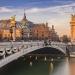 Puente Alejandro III...de los más importantes de París