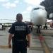 Cancún...aseguran 15 kilos de cocaína en baños de avión