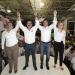 Alejandro y Hernández Fraguas...ofrecen lo mejor para Oaxaca