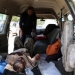 Afganistán...por no ser emboscados chocan dos autobuses 52 muertos