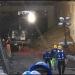 Pequeño deslave...provocó suspensión del servicio en Línea 2 del Metro