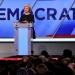 Hillary...se proclamó la primera mujer candidata presidencial en EE UU