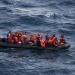 ACNUR...204 000 refugiados se han aventurado a cruzar el Mediterráneo