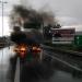 Normalistas...imponen su ley en autopista del Sol