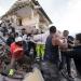 Italia...destrucción, dolor, lagrimas y 129 muertos deja terremoto