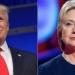 Hillary Clinton...encuestas le dan ventaja sobre Donald Trump
