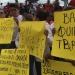 Oaxaca...queremos trabajar la protesta es pacífica !ya basta!