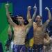 Michael Phelps...hace historia...llegó a 21 medallas doradas
