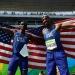 EE UU...domina el medallero 28 de oro 28 de plata 28 de bronce