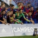 Barcelona se coronó en la Super Copa de España...3-0 a Sevilla