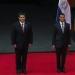 Peña...recibió al Presidente de Paraguay Horacio Cartes