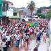 Oaxaca...padres de familia marchan exigiendo clases a la sección 22
