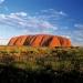 Uluro..montaña sagrada símbolo del desierto australiano