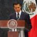 Peña...rindió homenaje a los Niños Héroes de Chapultepec