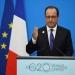 Hollande...Reino Unido debe salir lo antes posible de la UE