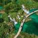 Río Krka...parque nacional de valores ecológicos y culturales