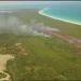 Holbox...incendio afecto un universo de 87 hectáreas