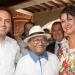 Manzanero...aceptó el título de embajador honorario de Mérida..