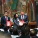 Eruviel Ávila..mando con un propio su quinto Informe de Gobierno