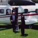 Trump violó ley electoral al usar helicóptero de Fuerza Aérea Mexicana