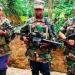 FARC...destruirán 100 toneladas de material bélico