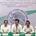 Volcán  de Colima...se activan protocolos de protección civil