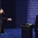 Hillary...para la mayoría ganó el debate...otros dan empate