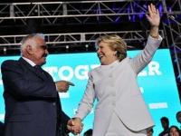 Hillary...Vicente, Angélica, los Tigres y 5 mil latinos la ovacionan