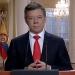 Santos...anunció diálogo en Quito con el ELN y revisíón del acuerdo de Paz con las FARC