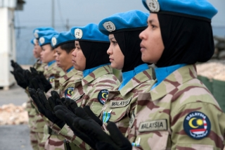 ONU Mujeres ayudó a incrementar el mensaje de género y dio ímpetu al liderazgo femenino
