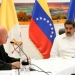 Con la facilitación del Vaticano inició el diálogo en Venezuela