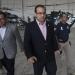 Flavino Ríos...dice que no ayudó a escapar a su compadre Duarte