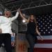 Hillary y Machado...está muy claro que Trump no respeta a las mujeres